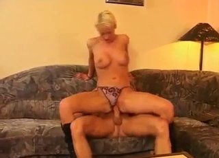 Son enjoys interbreeding pound with his stepmommy