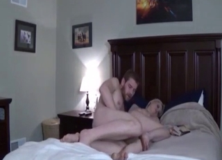 Seduced sister is sucking my tasty dick with love