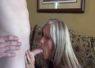 Beauty enjoys her first sex with a brother
