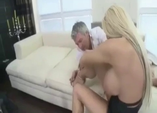 Horny brother bangs his sensate blonde offspring