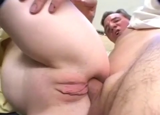 Sweet anal incest with my young sis